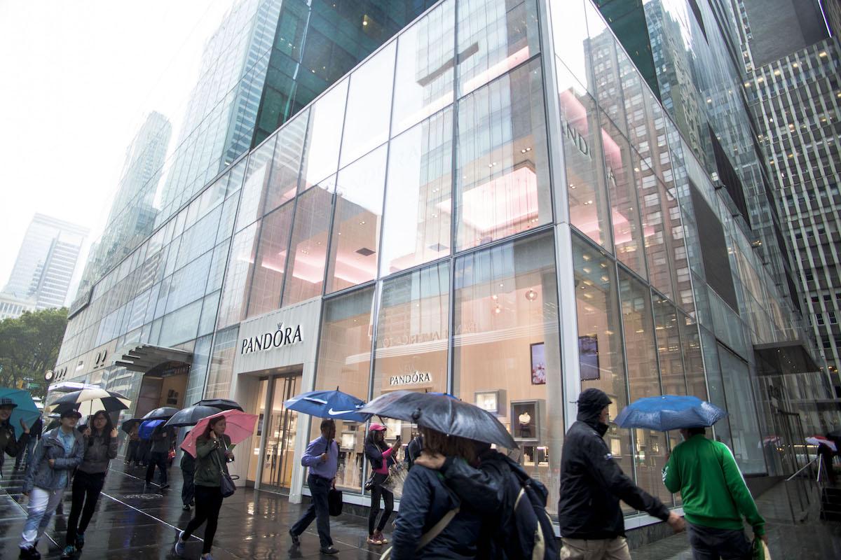 Pandora Times Square